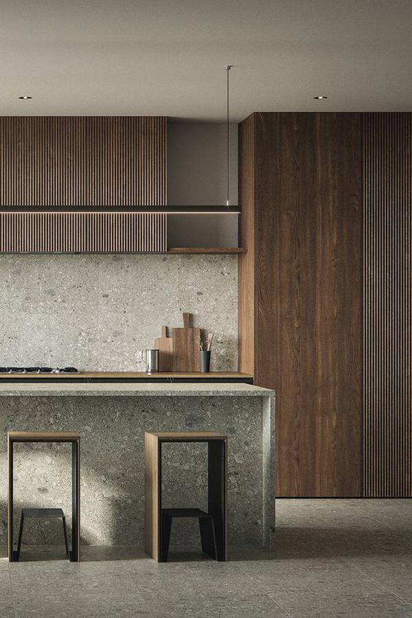 dark-wood-japandi-kitchens