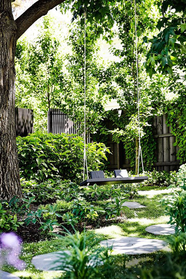 fun-cottage-garden-with-swing