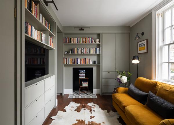 grey-kitchen-tv-entertaiment-decor