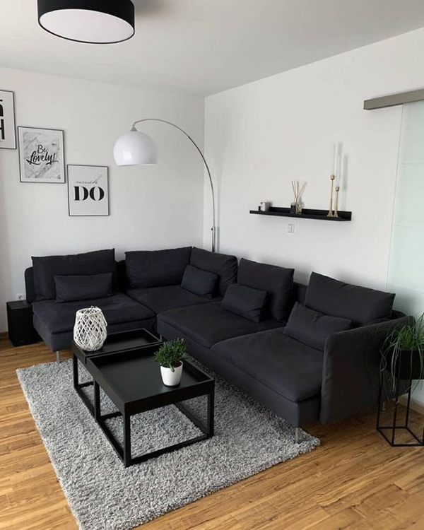 l-shaped-sofas-with-black-color