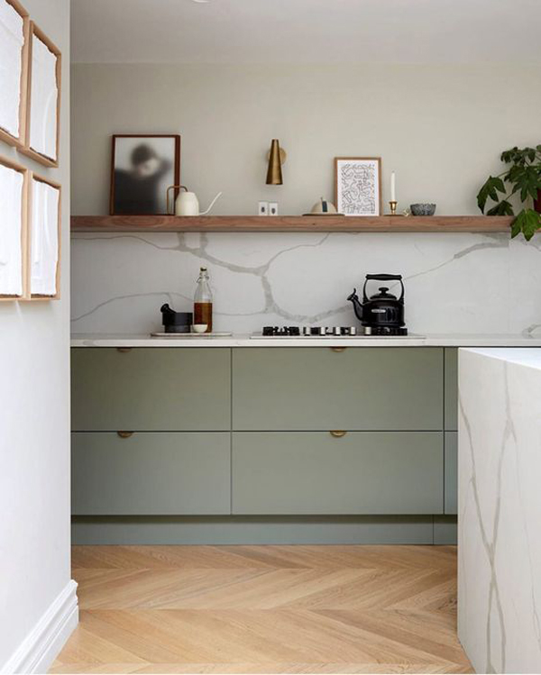 marble-and-sage-green-kitchen-with-japandi-interior