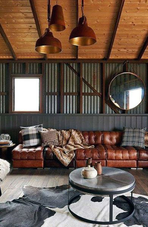 masculine-living-room-design-with-industrial-style