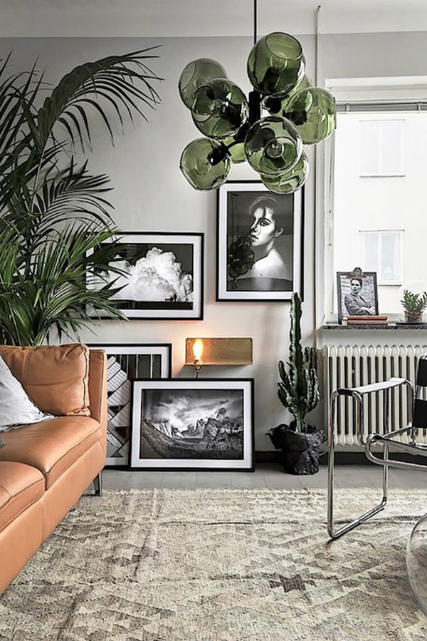 masculine-living-rooms-with-plants
