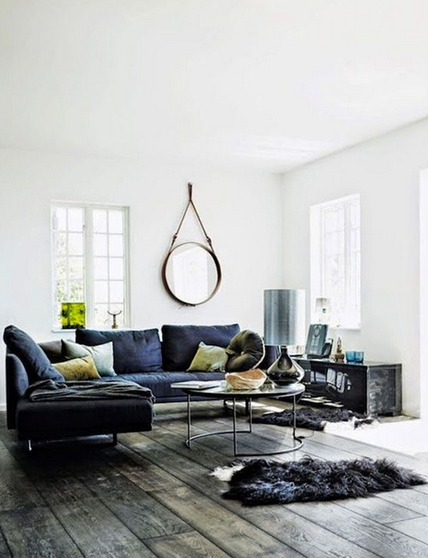 masculine-living-rooms-with-wooden-floors