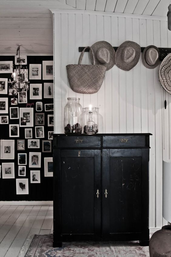 vintage-black-cabinet-shelves