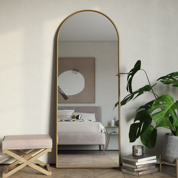 arched-gold-full-length-mirror