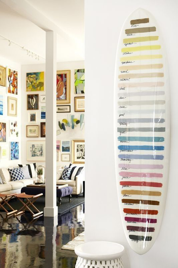 beautiful-paint-surfboard-display-ideas