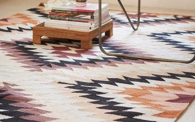 cozy-retro-patterned-rugs