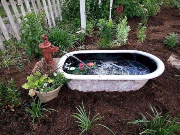 easy-diy-bathtub-garden-pond