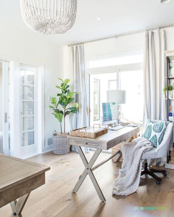 elegant-beach-home-office-decor