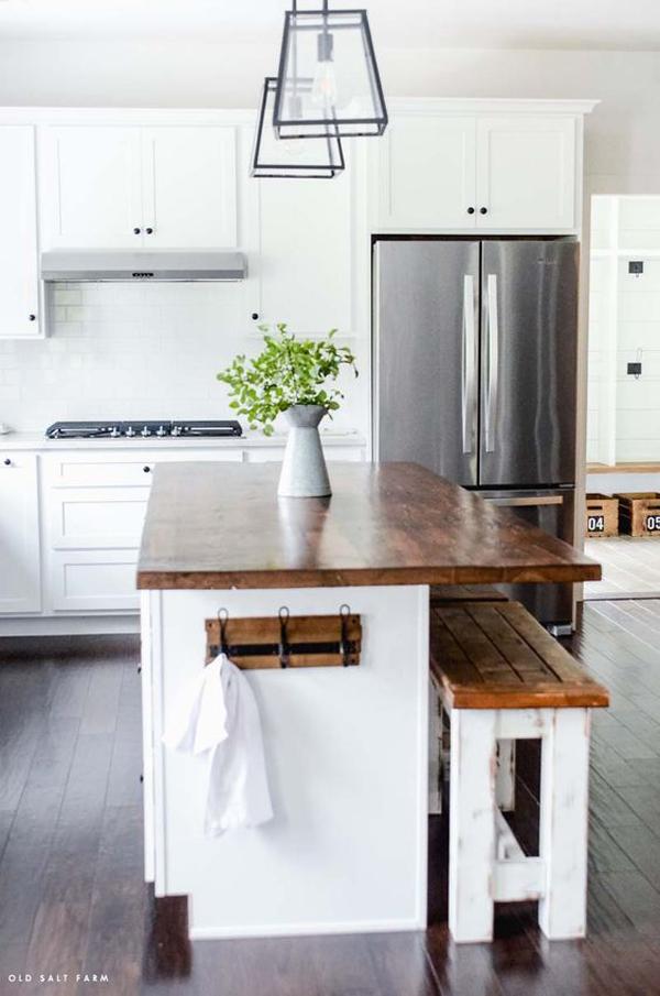 farmhouse-kitchen-island-style