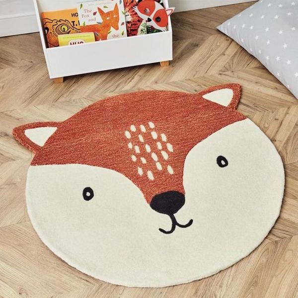 fox-nursery-rug-ideas
