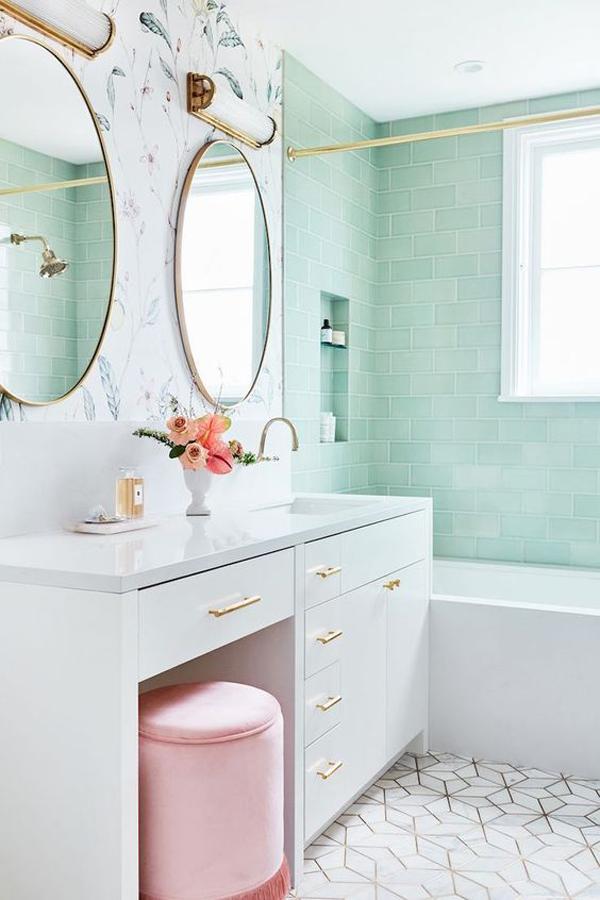 fresh-mint-bathroom-tiles