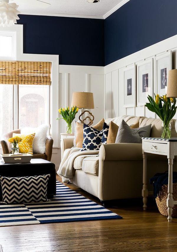 navy-living-room-decor-for-summer
