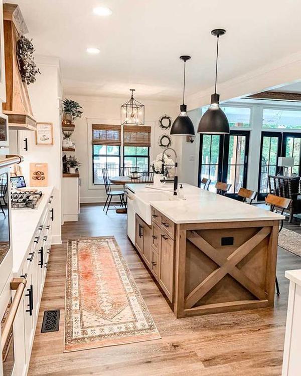 rustic-farmhouse-kitchen-island-ideas