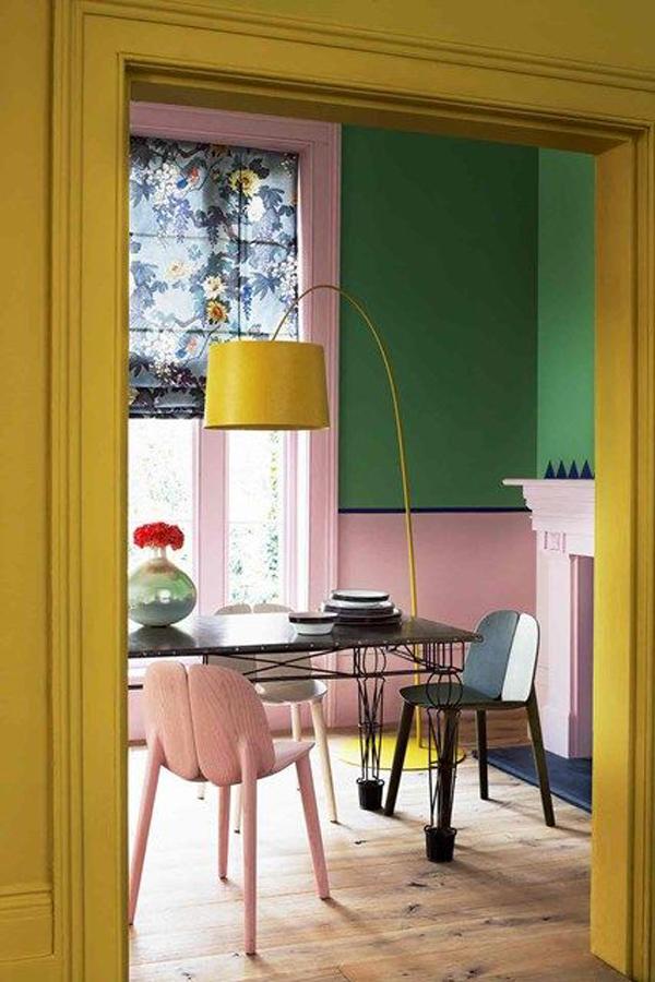 timeless-yellow-standing-lamp-design
