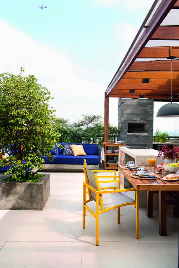 beautiful-outdoor-rooftop-kitchen-decor