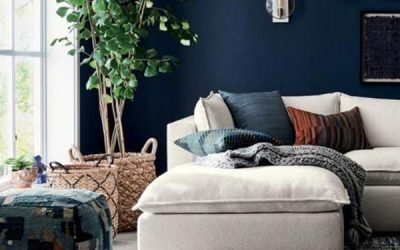 beautiful-scandinavian-living-room-with-blue-accent-walls