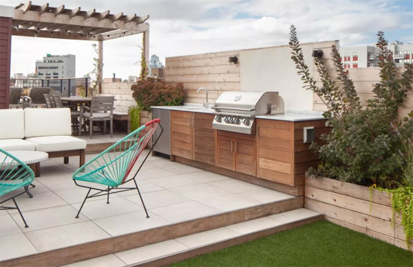 best-outdoor-rooftop-kitchen-decor