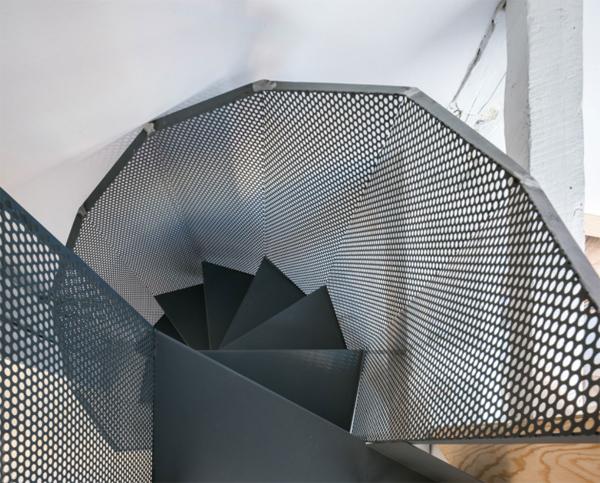 black-metal-spiral-staircase