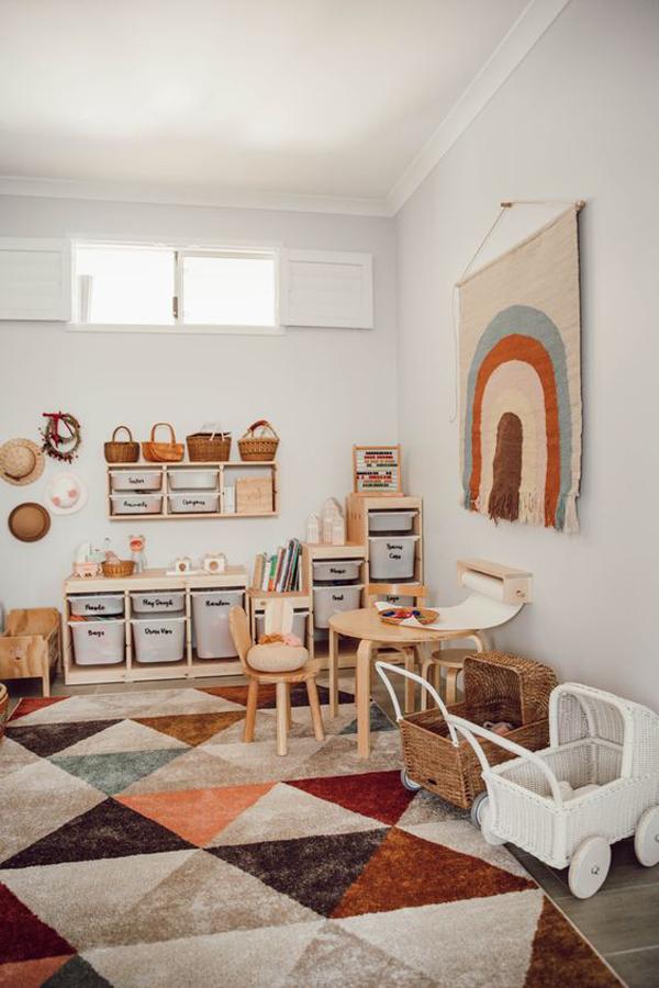boho-chic-kids-playroom-ideas