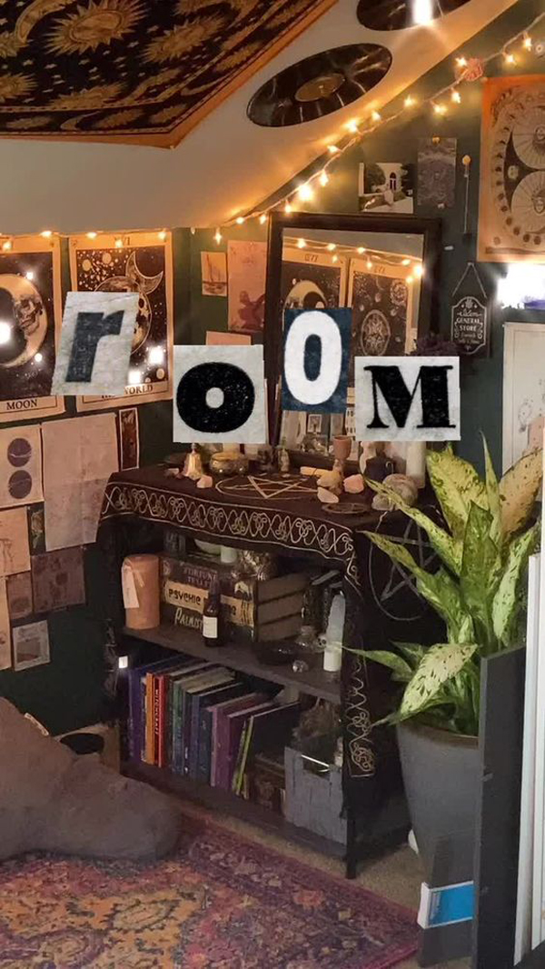 boho-grunge-room-decor