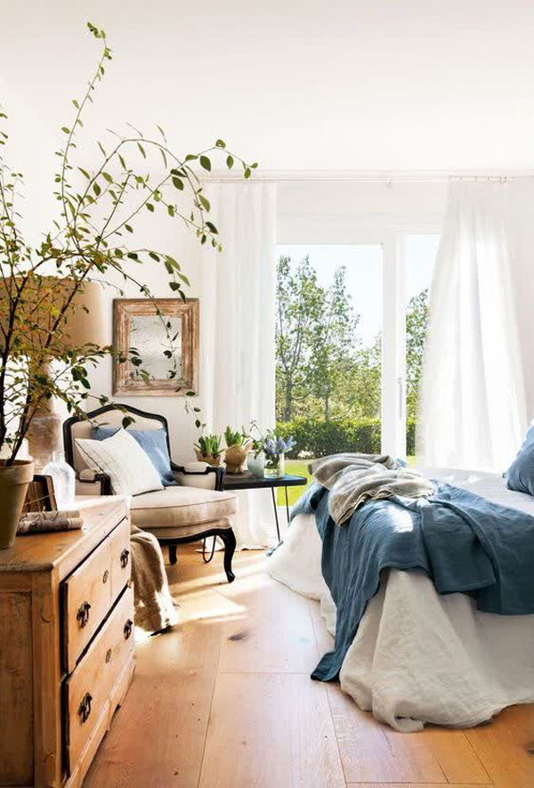 country-bedroom-ideas-with-wood-elements