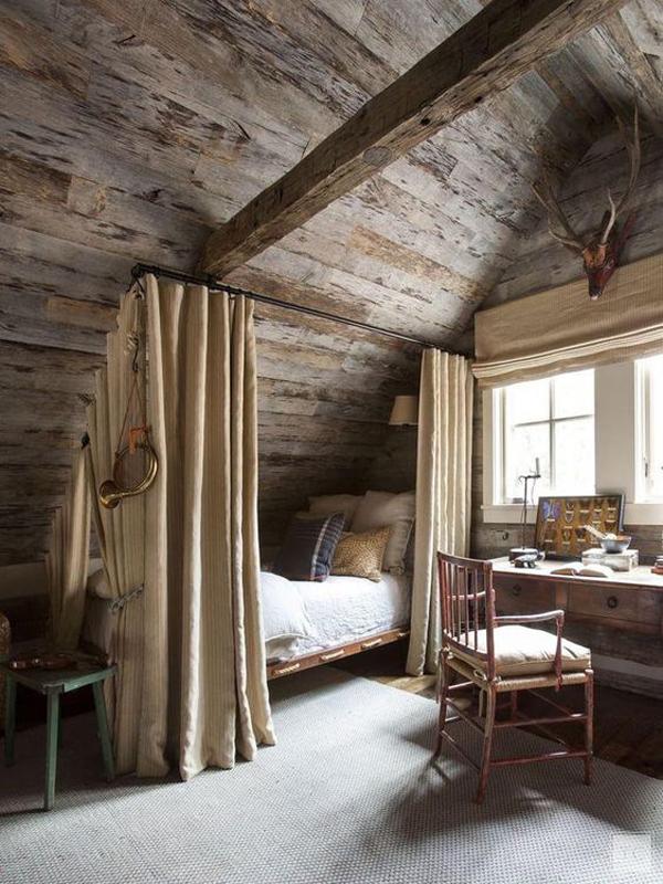 cozy-wooden-corner-bedroom-ideas
