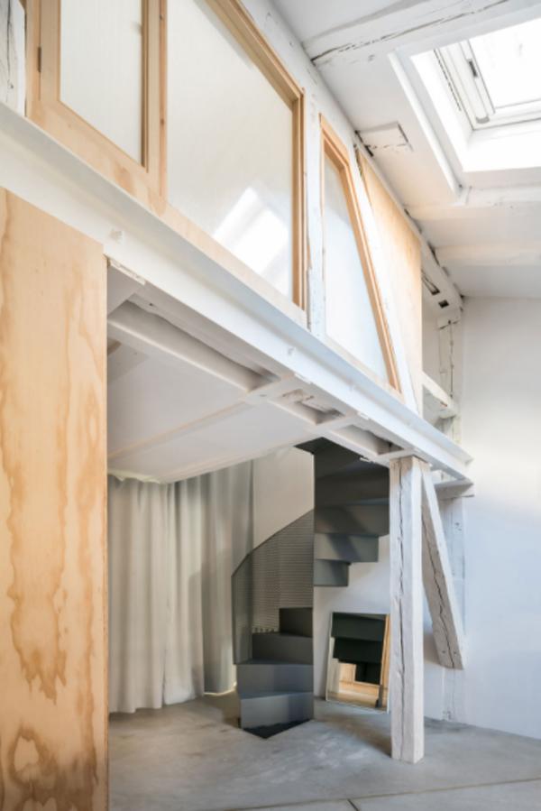 industrial-two-floor-apartment