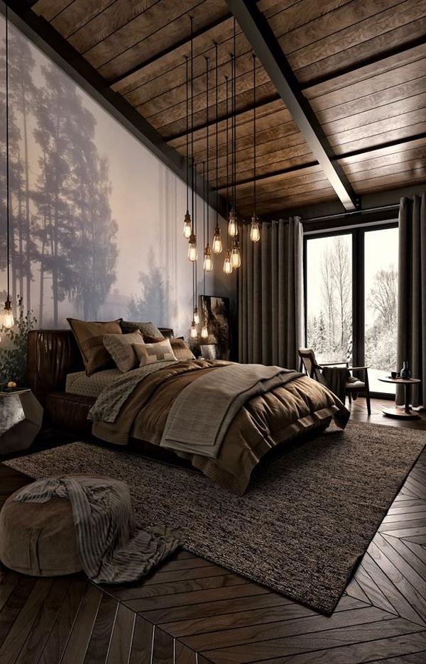 luxury-wooden-bedroom-decor