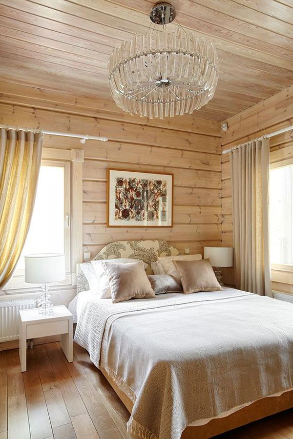 mid-century-wooden-bedroom-design
