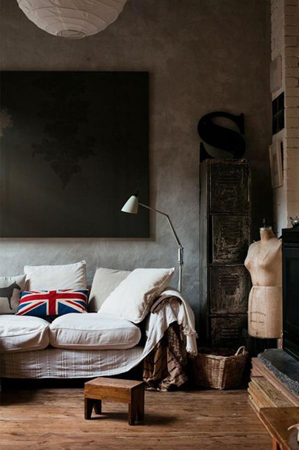 modern-grunge-living-room