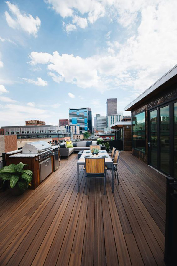 modern-rooftop-deck-with-kitchen-and-dining-area