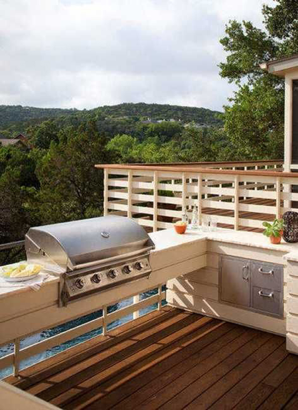 outdoor-bbq-kitchen-design-in-the-roof