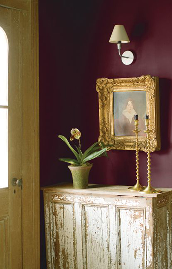 purple-vintage-bedroom-wall-colors