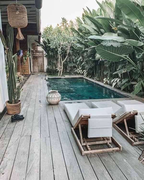 small-deck-swimming-pool-with-tropical-garden