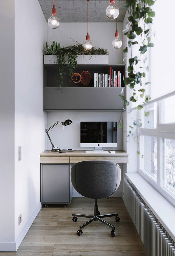 small-home-office-ideas-with-indoor-plants