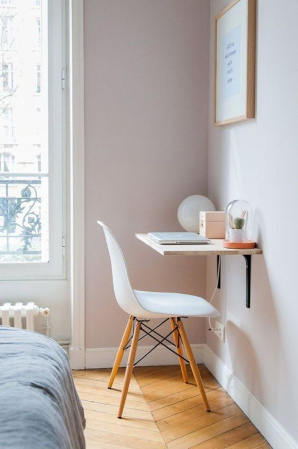 small-home-office-with-floating-desk