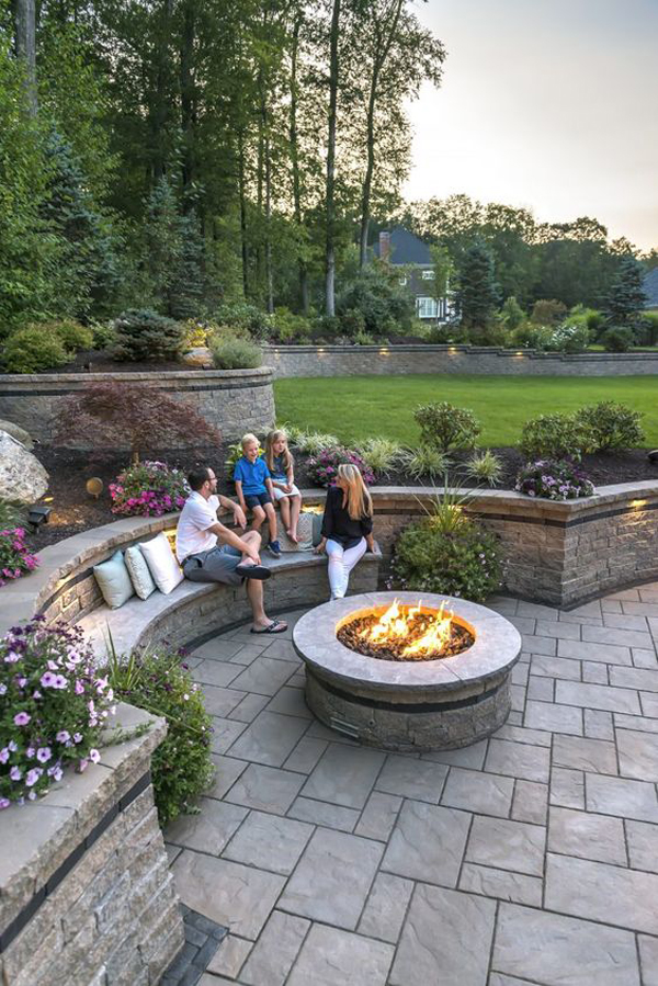 stone-curved-benches-for-outdoor