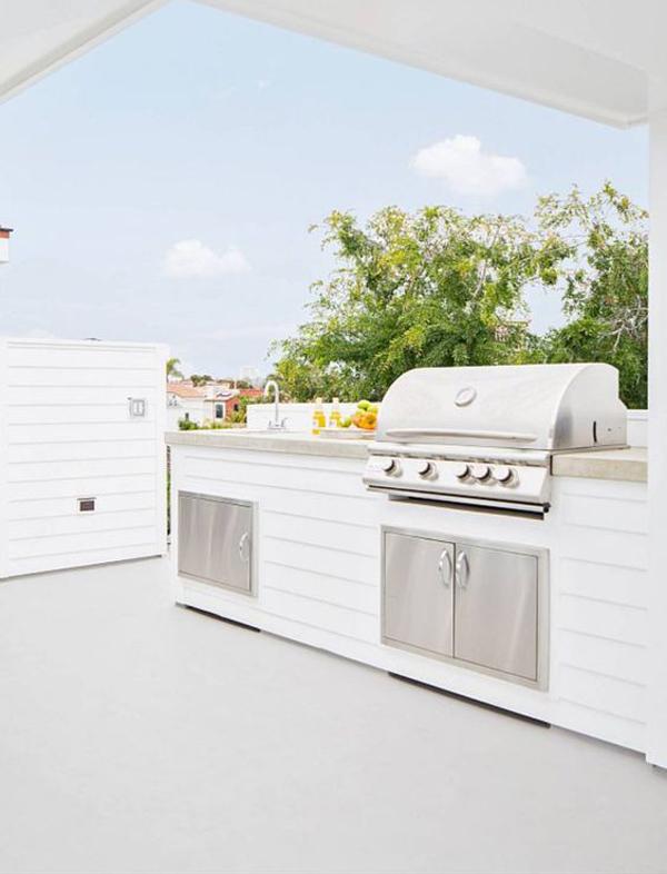 white-rooftop-outdoor-kitchen-design