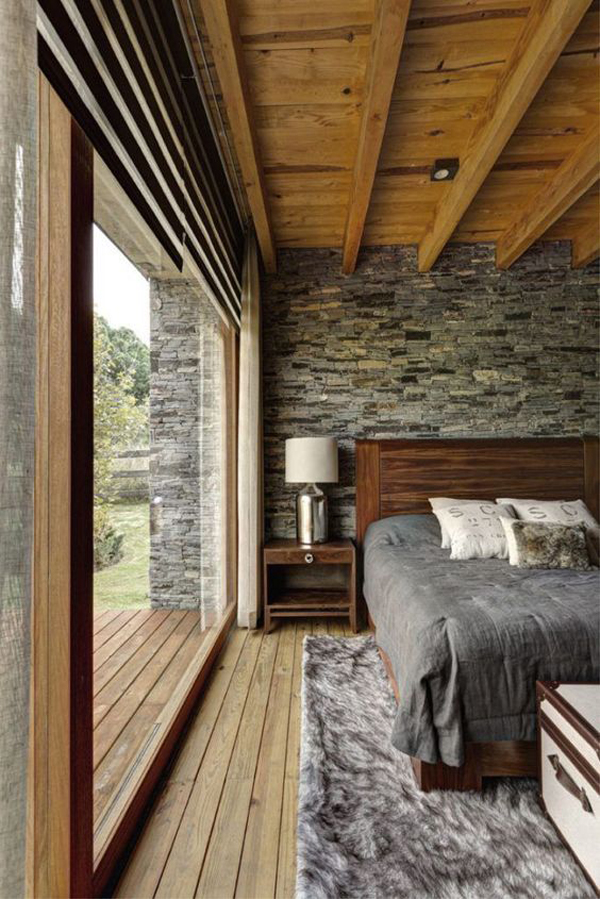 wood-and-stone-bedroom-designs