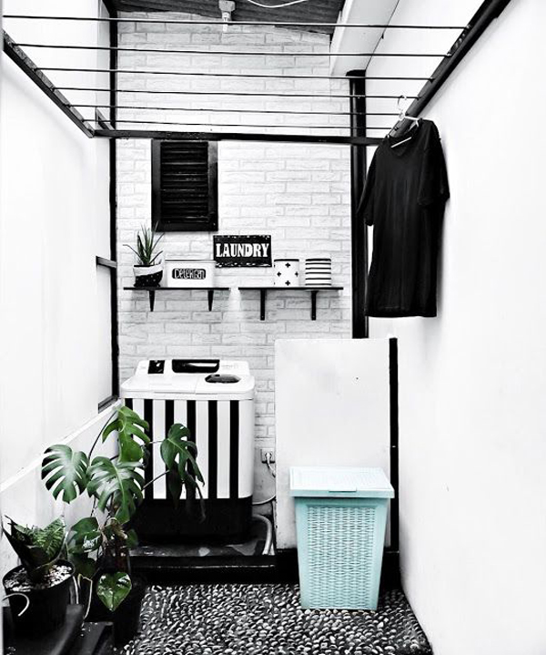 black-and-white-laundry-rooms-for-teen
