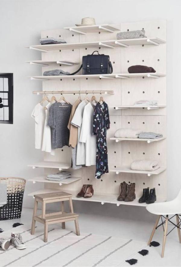 creative-diy-pegboard-wardrobe