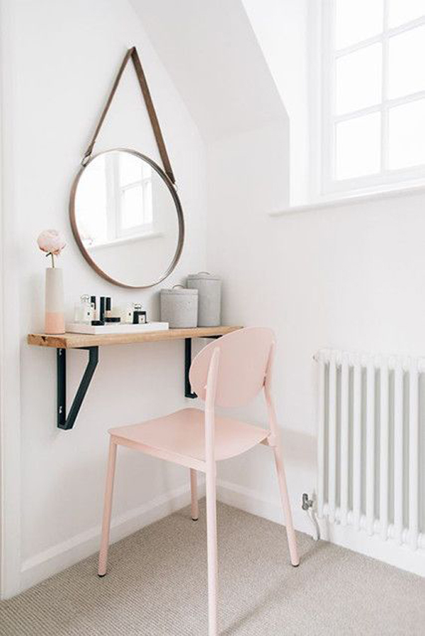 cute-diy-vanity-ideas-for-small-space