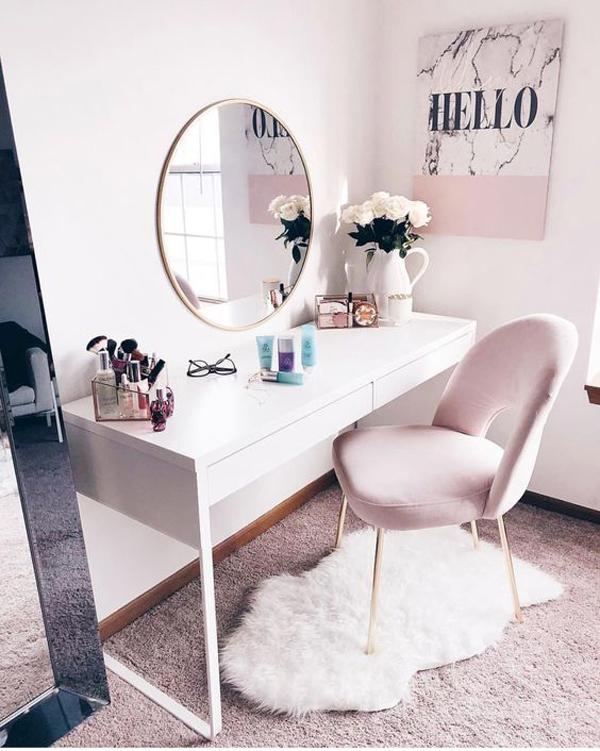 cute-pink-vanity-room-ideas