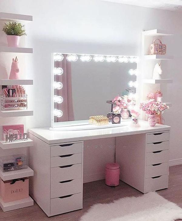 fun-diy-vanity-ideas-with-pink-color