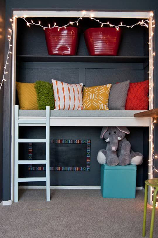 kids-closet-reading-nook-for-small-space