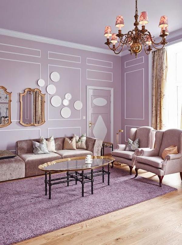 luxury-lilac-living-room-decor