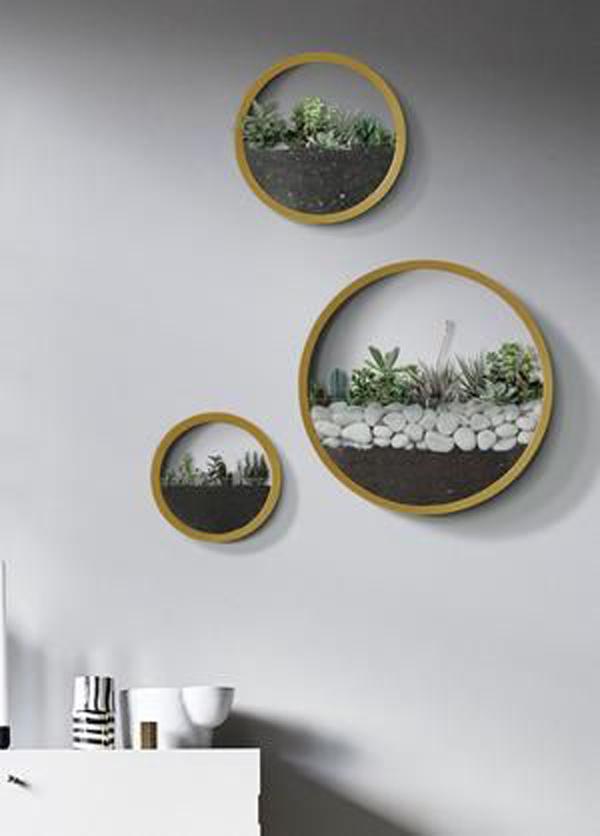 metal-wall-planter-ideas