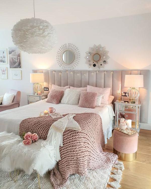 pink-bedroom-decor-ideas